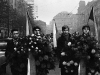 5. The funeral procession through the streets of Prague.Jan Palach was a twenty year old student of Philosophy in Prague when the Russians invaded Czechosolvakia in August 1968.  By January of 1969, he and a group of student friends felt that that nation needed re-awakening' from the fatelistic lethagy that had set in following the invasion. They decided that one of them would set himself on fire as their way of protest.  To choose they picked matches, Jan Palach, as they say in Englished picked the short straw.