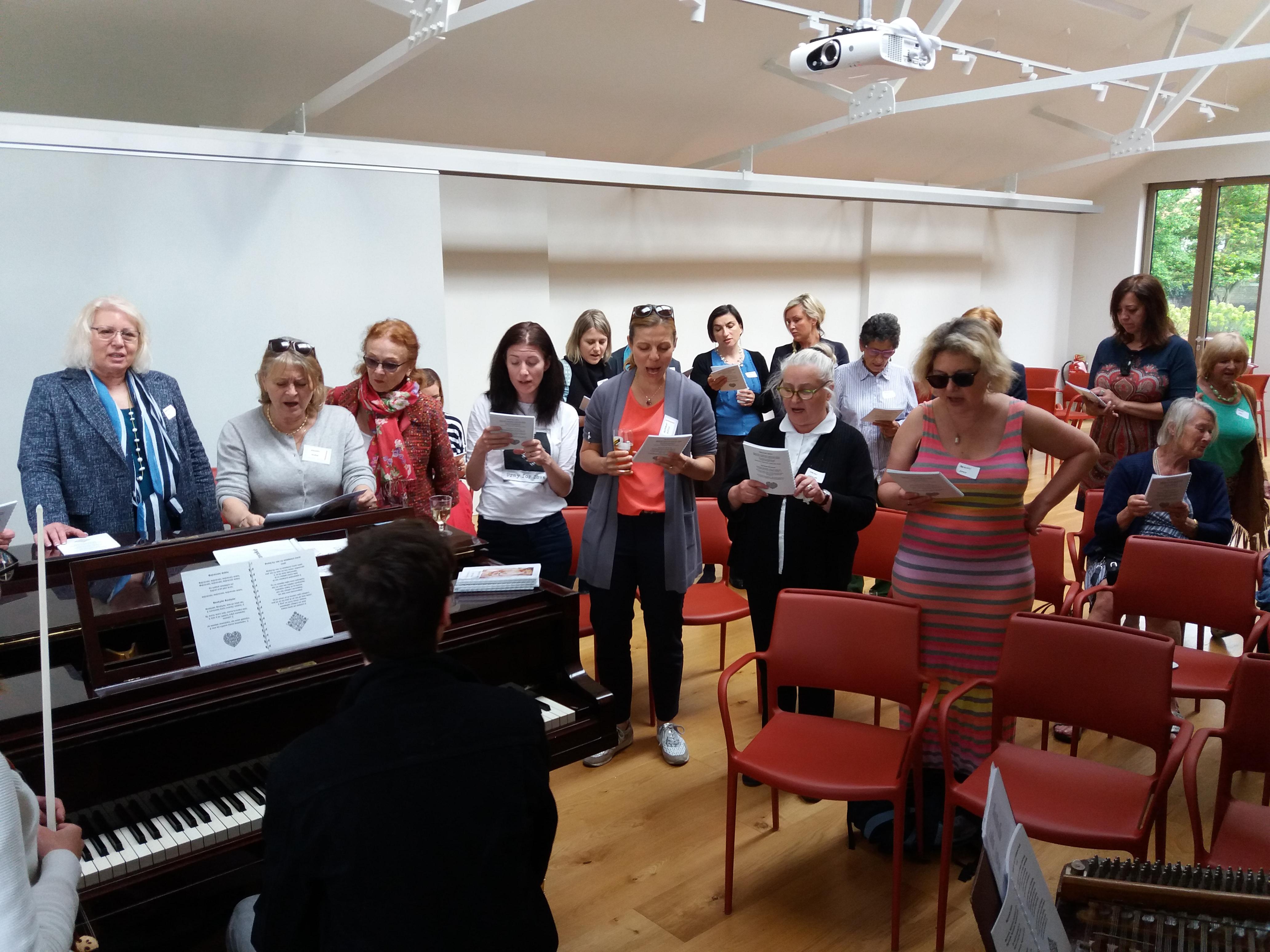 Svatojánská oslava 2018