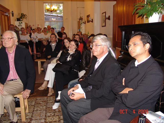 4.10.2009 Velehrad