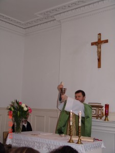 otec Lukas Engelmann 20.1.2013