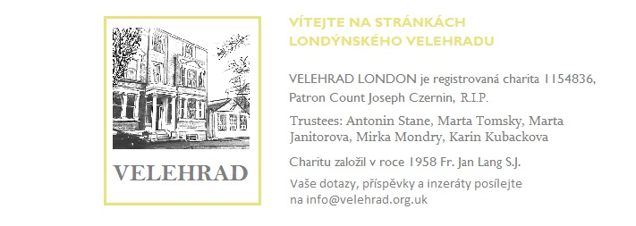 VELEHRAD LONDON